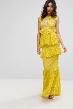 http://www.asos.com/prettylittlething/prettylittlething-frill-detail-fishtail-lace-maxi-dress/prd/8029353?iid=8029353&clr=Chartruese&SearchQuery=&cid=8799&pgesize=36&pge=10&totalstyles=3709&gridsize=3&gridrow=3&gridcolumn=2