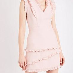 http://www.selfridges.com/GB/en/cat/sandro-ruffled-crepe-mini-dress_786-10081-R5034E/?previewAttribute=Pink