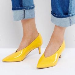 http://www.asos.com/asos/asos-suzie-pointed-kitten-heels/prd/8103972?clr=yellow&SearchQuery=pointed+shoes&pgesize=36&pge=4&totalstyles=362&gridsize=3&gridrow=8&gridcolumn=1