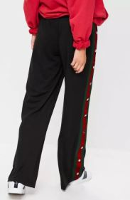 https://www.missguided.co.uk/black-popper-side-stripe-split-trousers-10067151