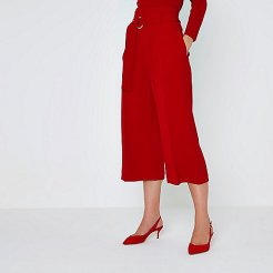 https://www.riverisland.com/p/dark-red-ring-tie-culottes-708954