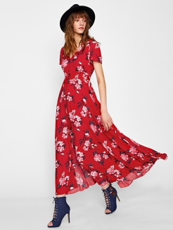 http://www.shein.co.uk/Tasseled-Tie-Smocked-Waist-Floral-Dress-p-380974-cat-1727.html